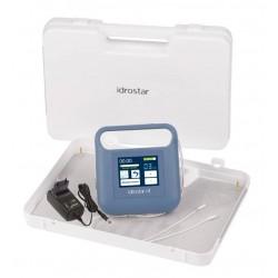 Idrostar NT : facilement transportable pour des séances de ionophorèse à la maison
