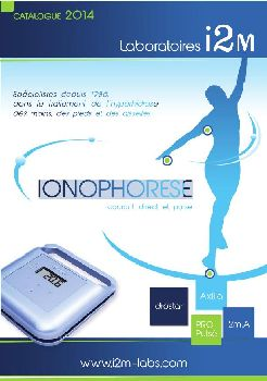 Catalogue ionophorèse 2014