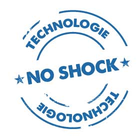 Technologie No Shock exclusivité Idrostar NT