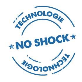 Technologie No Shock exclusivité Idrostar NT